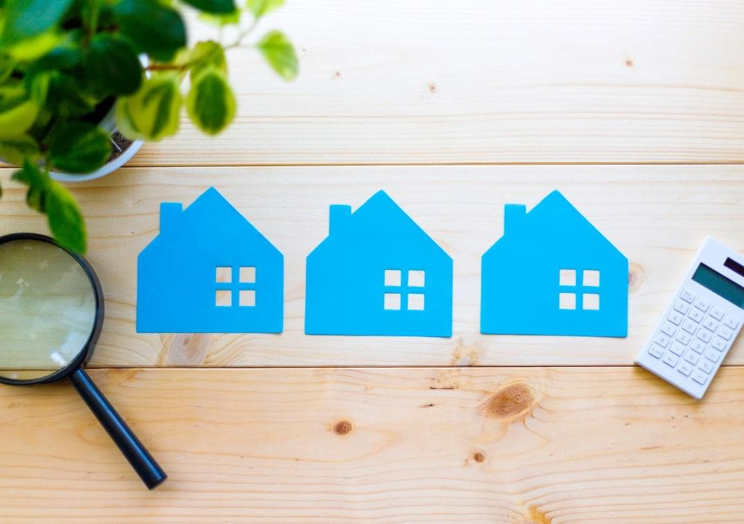 House cut-outs image