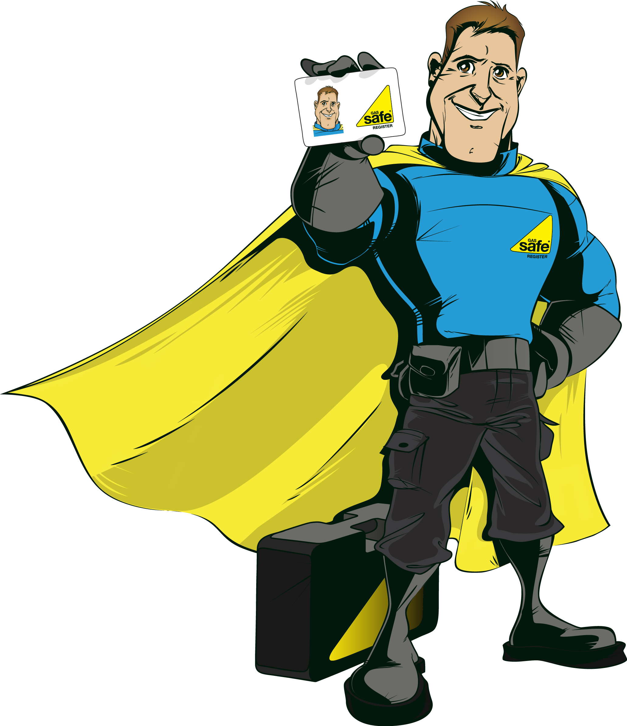 Gas Safe Hero Doug
