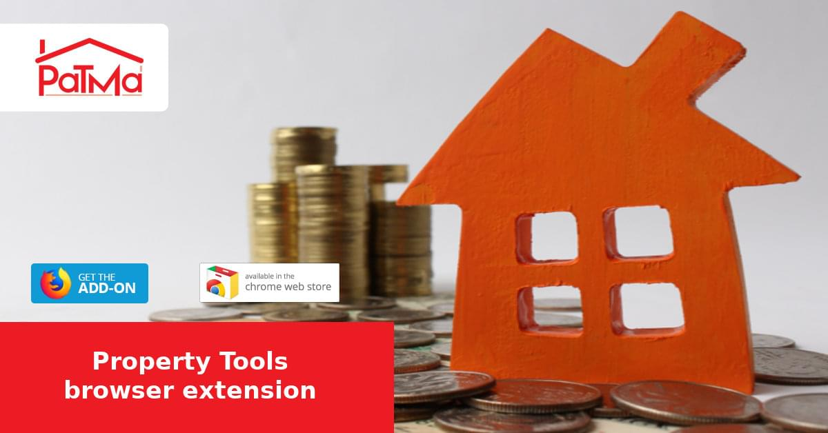 Property Tools Browser Extension (Chrome and Firefox